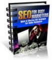 SEO For Busy Marketers + Special Related Ebook Gift
