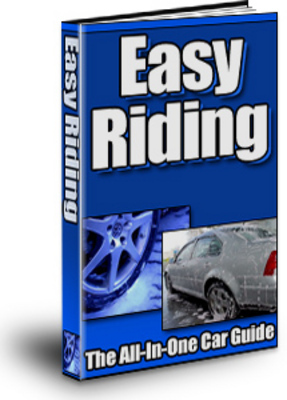 Product picture Easy Riding - The All In One Car Guide