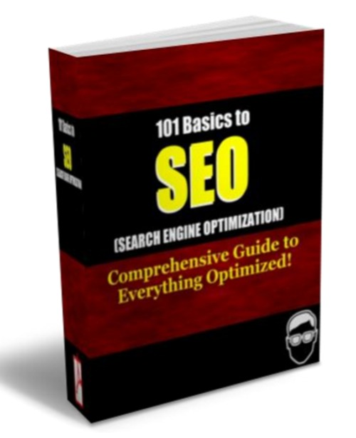 Product picture 101 Basics to Search Engine Optimization + Special SEO Gift